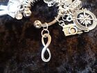 Its a lifestyle Change Infinity Weight Loss Charm for Weight Watchers Ring