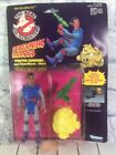 The Real Ghostbusters Winston Zeddmore Figure Screaming Heroes Kenner 1986 RARE