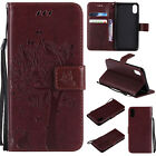Luxury Embossed Flip Stand Case Wallet Cover For Samsung Galaxy Series Phone