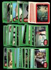 1977 TOPPS STAR WARS SERIES 4 COMPLETE SET NMMT W STICKERS *INV4916