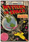 Mystery in Space #34 1956- Space Cabbie- DC Cilver Age VG+