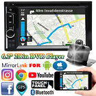 For 2004 16 FORD F150 250 350 450 550 2 Din CD DVD BLUETOOTH Radio Stereo+Camera