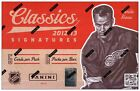 2012-13 Panini CLASSIC SIGNATURES Hockey Hobby Box