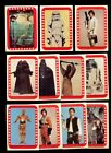 1977 TOPPS STAR WARS SERIES 4 STICKERS COMPLETE SET *INV6286