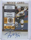 Tyler Seguin 2010-11 Panini Playoff Contenders Auto Rookie Card #120