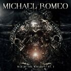 MICHAEL ROMEO - WAR OF THE WORLDS,PT.1   CD NEW+