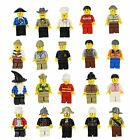 Yanyan0207  Mini Figures Compatible 20 sets Magician Police Officer Pirate Cock