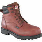 Iron Age Waterproof Composite Toe Hauler Boot- Brown, Size 7 1/2 Wide #IAO160