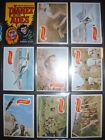 1969 PLANET OF THE APES COMPLETE (44) CARD SET & WRAPPER TOPPS (CRISP NMMT)