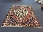 On Sale Semi Antique Hand Knotted Bakhtiar Persian Rug Traditional Carpet 7x10