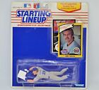 Starting Lineup 1990 Detroit Tigers MLB Figure Rookie Card Kirk Gibson