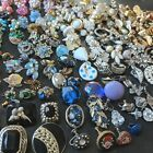 200pc Vintage Single Earring Lot KRAMER C. TRIFARI HASKELL BSK CORO REINAD PP15