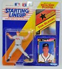 1992 TOM GLAVINE MLB ATLANTA BRAVES STARTING LINEUP FIGURE  NEW!