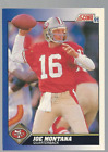1991 Score Football Card #s 1-240 +Rookies (A1381) - You Pick - 10+ FREE SHIP