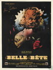 130650 Beauty  the beast Jean Cocteau 1946 Decor WALL PRINT POSTER US