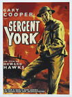 130959 Sergeant York Gary Cooper Howard Hawks Decor WALL PRINT POSTER US
