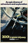 129918 2001 A space odyssey Stanley Kubrick Decor WALL PRINT POSTER US
