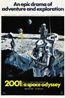 131396 2001 A space odyssey Stanley Kubrick Decor WALL PRINT POSTER US