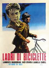 131391 The bicycle thief Vittorio De Sica vintage Decor WALL PRINT POSTER US