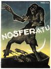 130086 FW Murnau Nosferatu 1922 horror Decor WALL PRINT POSTER US