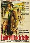 130181 The bicycle thief Vittorio De Sica vintage Decor WALL PRINT POSTER US