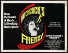 130330 Frenzy Alfred Hitchcock vintage Decor WALL PRINT POSTER US