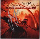 CHILDREN OF BODOM Hate Crew Deathroll, ALEXI LAIHO Guitarist CD Autograph SIGNED