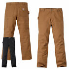 Carhartt Men's Stretch Pats Duck Double Front Knee-Breeches Work Trousers W29