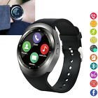 Bluetooth Smart Watch Phone For Android Samsung Galaxy S9 S8 S7 iPhone X 8 7 6S