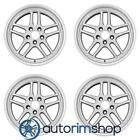 BMW 740i 750i 18 OEM Staggered Wheels Rims Set Silver 36112227631 Style 37