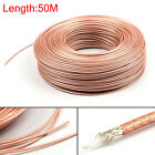 50m RG179 RF Coaxial Kable Steckverbinder 75ohm M17/94 RG179 Coax Pigtail 164ft