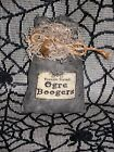 Halloween Primitive Witch's Brew Ingredient Bowl Filler~FreezeDried OGRE BOOGERS