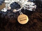 Commit  Succeed Motivational Weight Loss Charm for Weight Watchers Ring