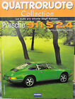 BUCH BOOK QUATTRORUOTE COLLECTION PORSCE 911 MODELL AUTO CAR MODELL DATEI
