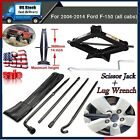 For 2003 2010 2014 Ford F 150 Spare Tire Tool  2T Scissor Jack Repairment Kit