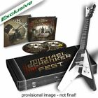 MICHAEL SCHENKER FEST Resurrection Autographed MAILORDER EDITION w/ mini guitar