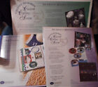 Lot Sealed Creative Memories Custom Cutting System Mat Blade Carts Oval Patterns