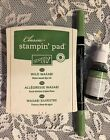 Wild Wasabi Ink Pad Marker  Refill Retired Stampin UP