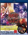 JAPAN MR.BIG LIVE FROM MILAN + 2017 OFFICIAL BOOTLEG BLU-RAY + 3 CD EDITION 2018