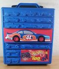 VINTAGE HOT WHEELS 100 CAR CARRYING CASE STORAGE W WHEELS 20375