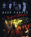 DEEP PURPLE PERFECT STRANGERS LIVE DVD REGION 1 NTSC NEW