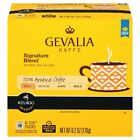 Gevalia Kaffe Signature Blend Coffee 18 to 144 Keurig K cup Pods Pick Any Size