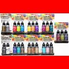 25 LOT of TIM HOLTZ ADIRONDACK ALCOHOL INKS METALLIC MIXATIVES 9 Packages NEW