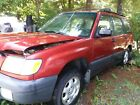 2001 Subaru Forester LS 2001 for $900 dollars