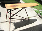 Vintage Wooden Folding Ironing Board S.J.Bailey sold by Montgomery Wards