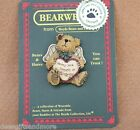 Boyds Bears Plush Pin Angel Bearylove Mothers Day RET*