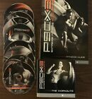 Beachbody P90X3 Tony Horton Fitness DVD Workout Set - 9 DVDs, Guide, Exc Cond