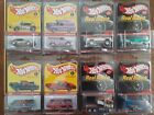 HOT WHEELS RLC SERIES 13 COMPLETE SET INCLUDES 83 SILVERADO AND THUNDER ROLLER