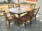Mid century modern Dining Set in excellent condition