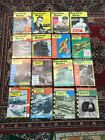 Railroad Model Craftsman Magazines 1956 full year 1957 4 issues 16 Issues